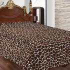 меховые покрывала на кровать фото