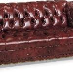 Кожаные диваны: преимущества и недостатки