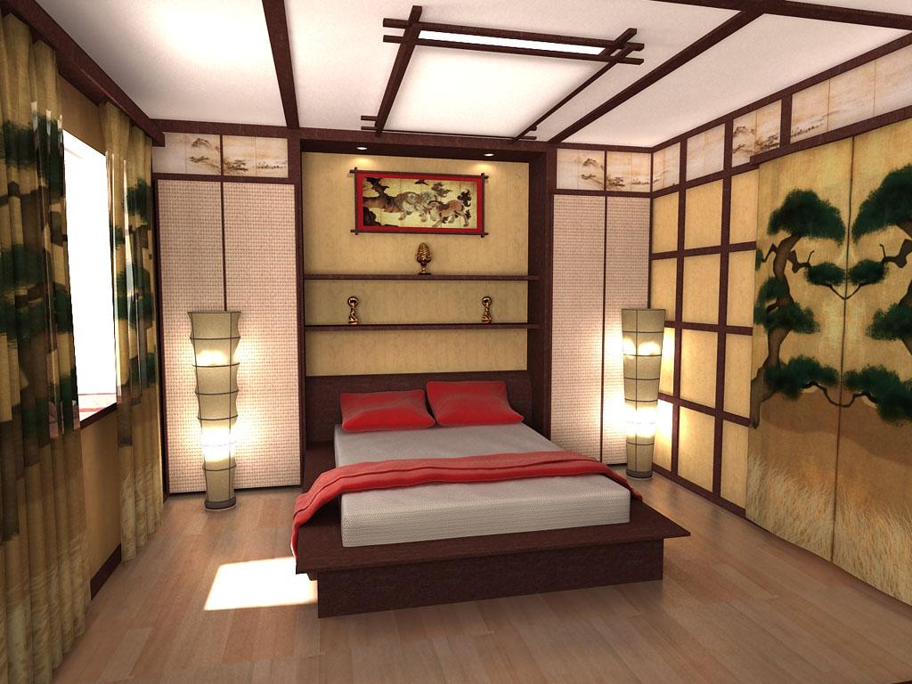 Спальня идеальная по фен шую