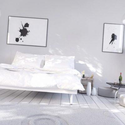 Белые апартаменты