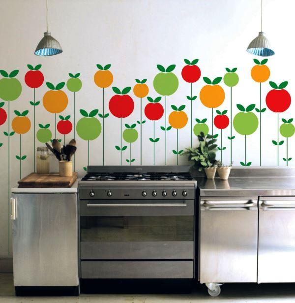 Создаем комфорт своими руками: фото оригинальных идей декора кухни