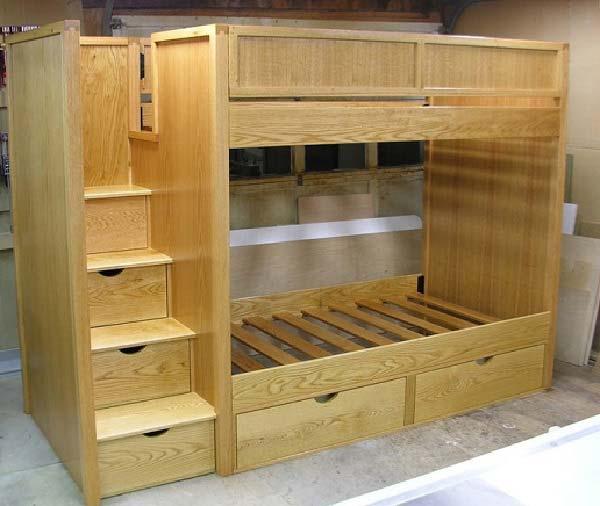 Мебель из фанеры легко модернизировать