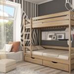 Стоит ли покупать двухъярусную кровать детям