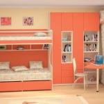Требования к детской мебели или безопасность прежде всего