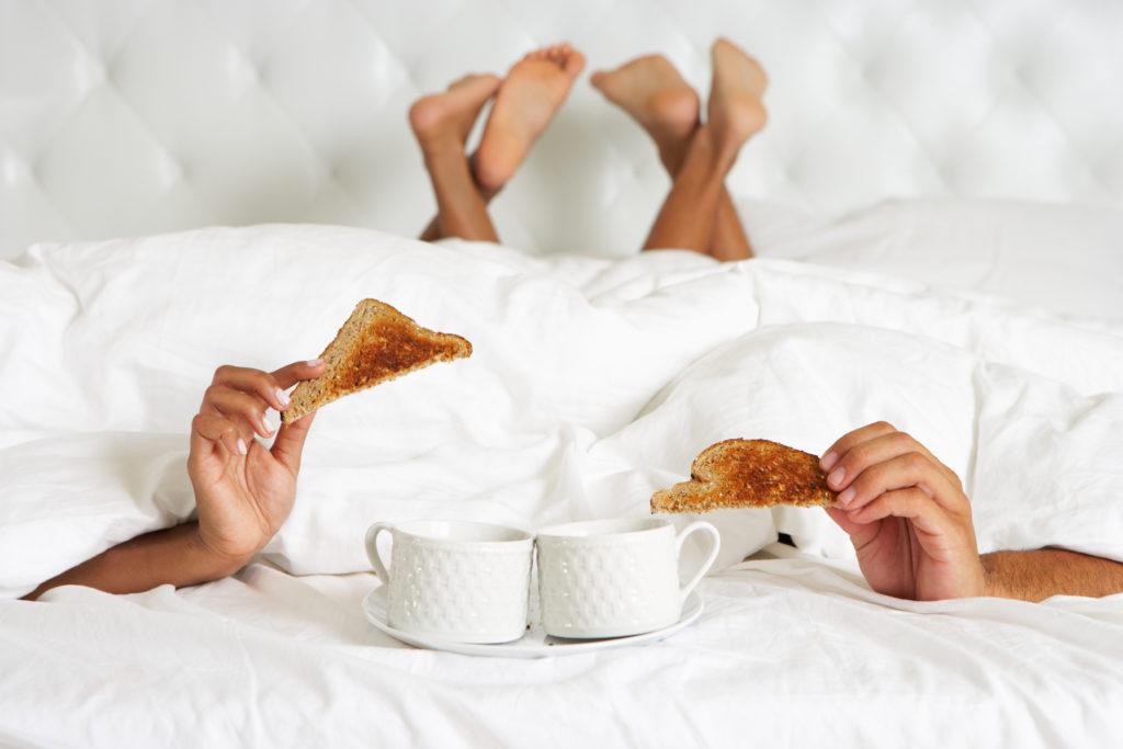Не надо кушать в постели