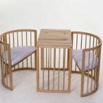 Лучшие кровати-трансформеры для маленьких квартир с фото