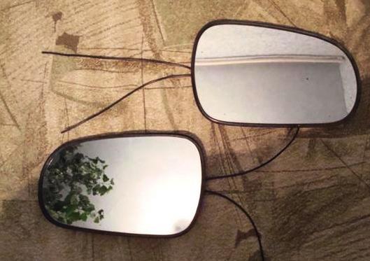 Подогрев зеркал своими руками — детальная инструкция