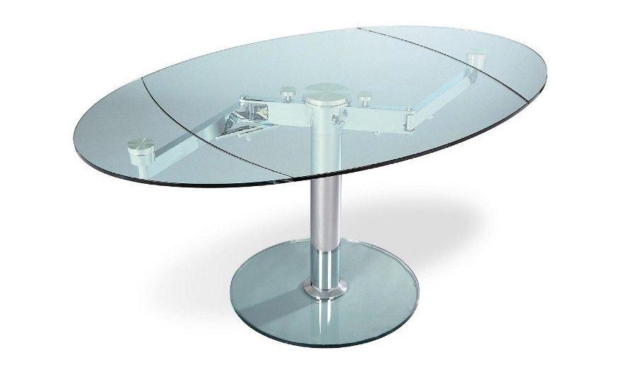 Овальный стол - трансформер