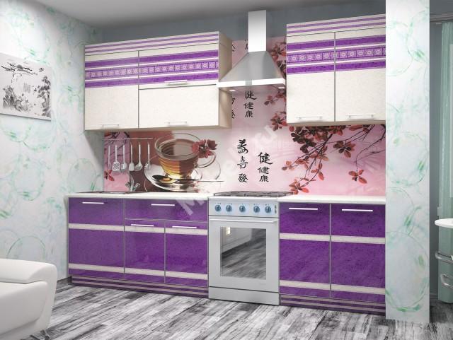 Дебют-04 кухонный гарнитур без вытяжки