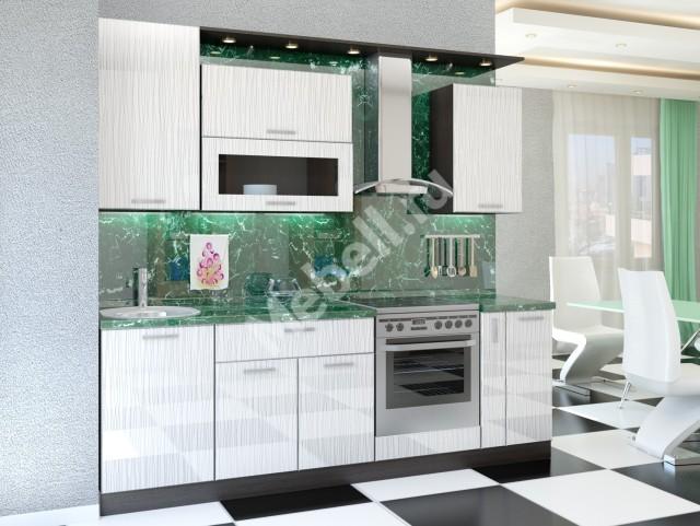 Кухонный гарнитур «Джаз» 2350 МДФ