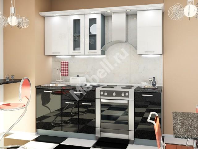Кухонный гарнитур «Джаз» 1500 МДФ