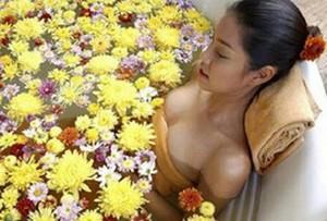 Полезная подушка для ванны своими руками