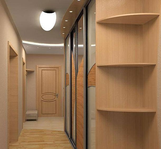 Ремонт в коридоре идеи фото