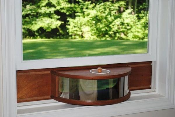 Кормушка для птиц. Фото с сайта instructables.com