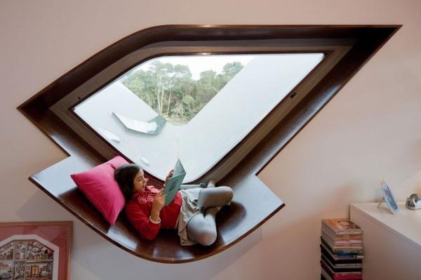 Дизайнерская форма. Фото с сайта homedsgn.com