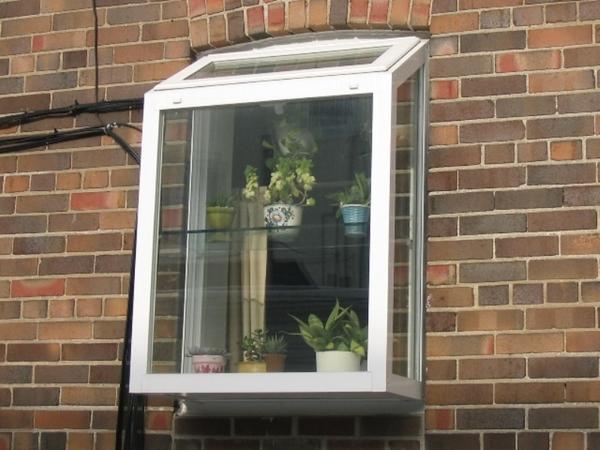 Домик для цветов. Фото с сайта sepio.ca