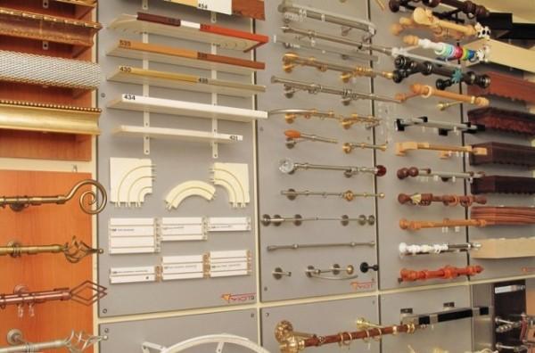 Ассортимент алюминиевых конструкций