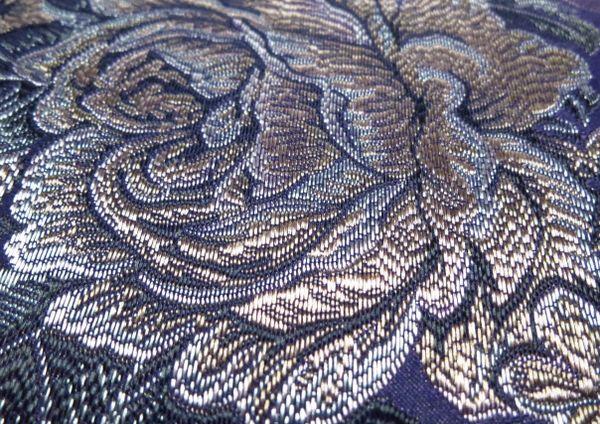 Ткань с жаккардовым плетением