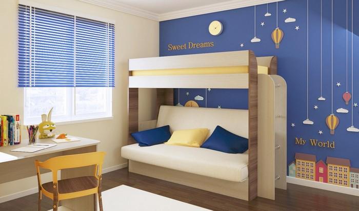 Мебель для комнаты мальчиков