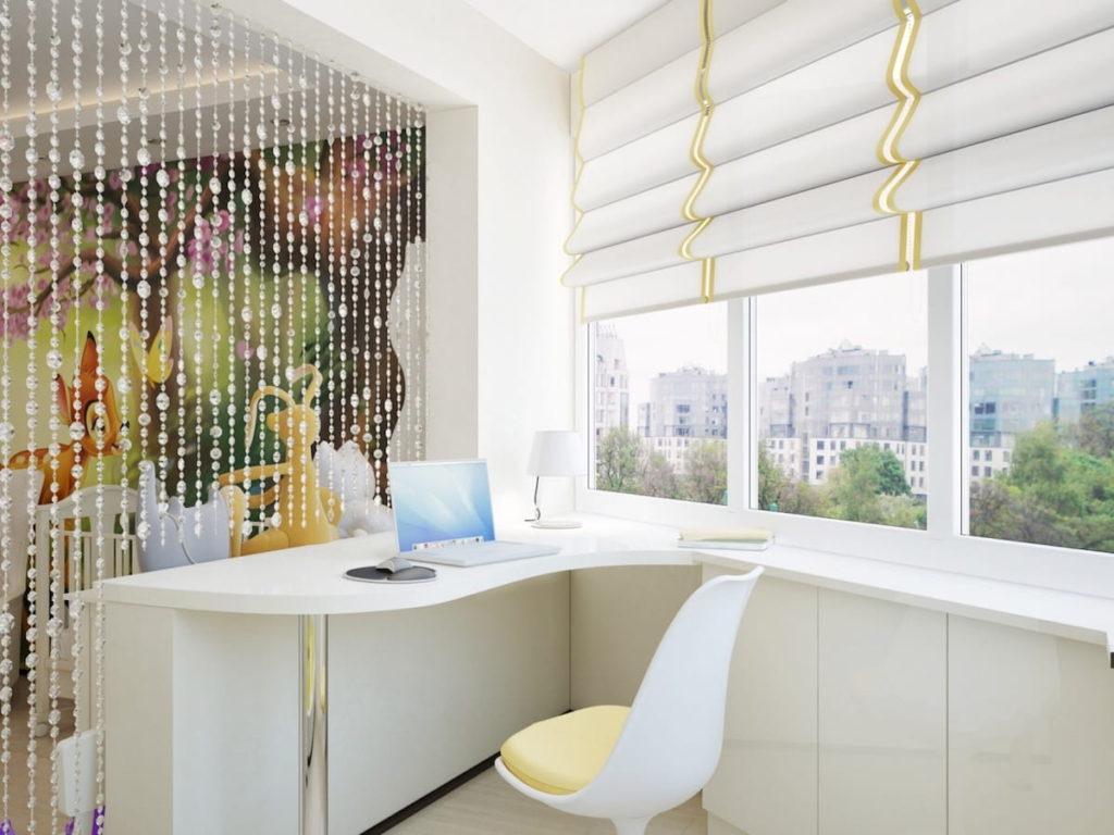 Легкие и воздушные занавески из бусин создают неповторимый стиль любого интерьера