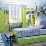 Купить детскую кровать изготовленную по индивидуальным размерам на заказ недорого