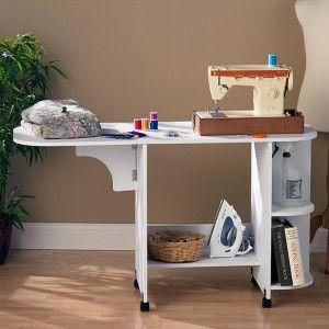 Стол для шитья на швейной машинке Раскладной, антикварный, портативный