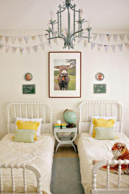 Веселая комната для веселых детей