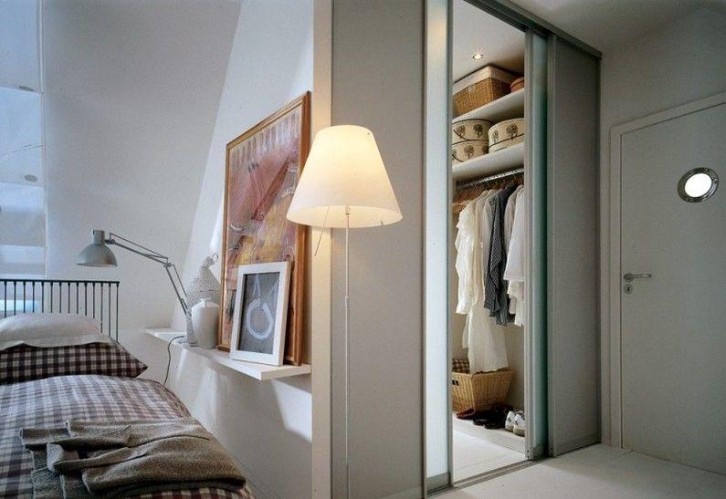 Дизайн гардеробной комнаты (50+ фото)