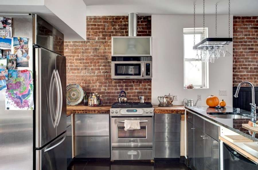 дизайн кухни 2018 год