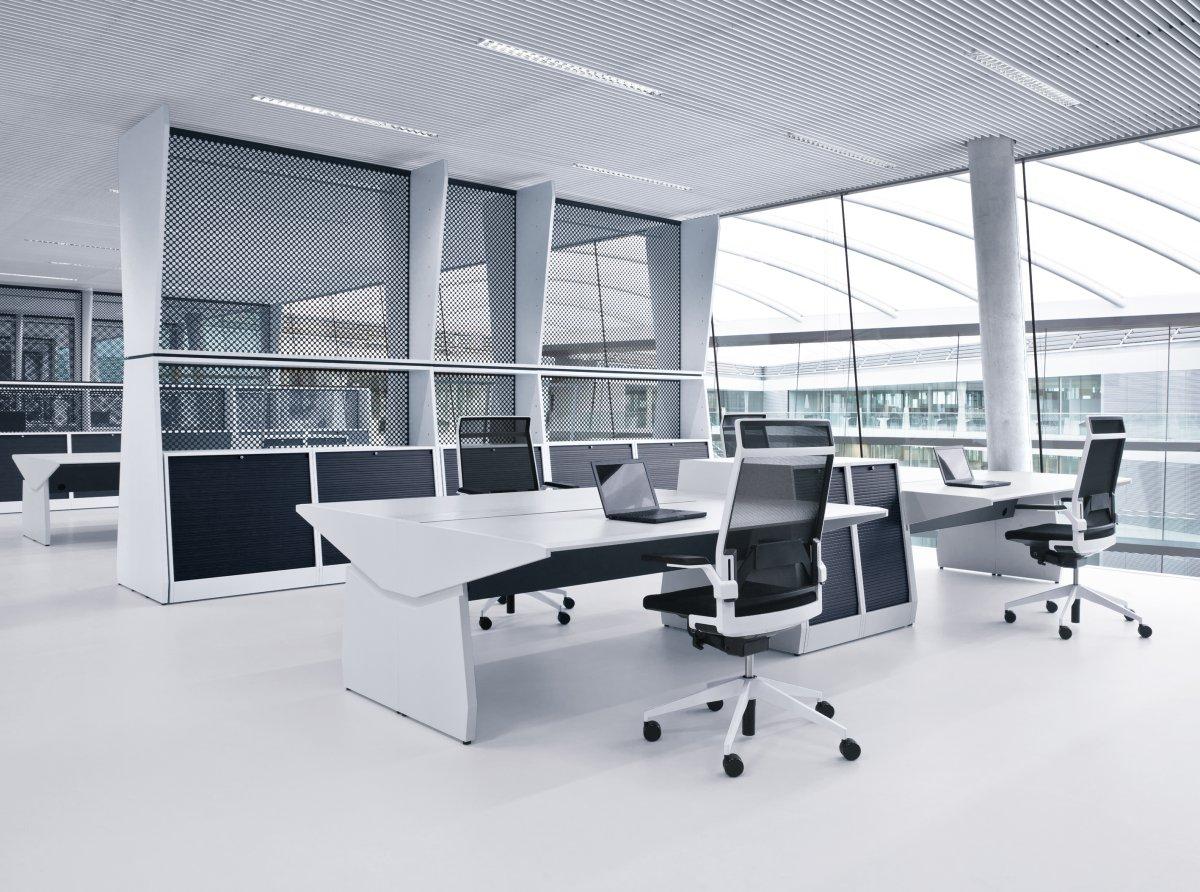 Названия типов столов в офисе