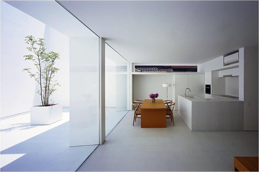 Японский стиль в интерьере - это просторная планировка