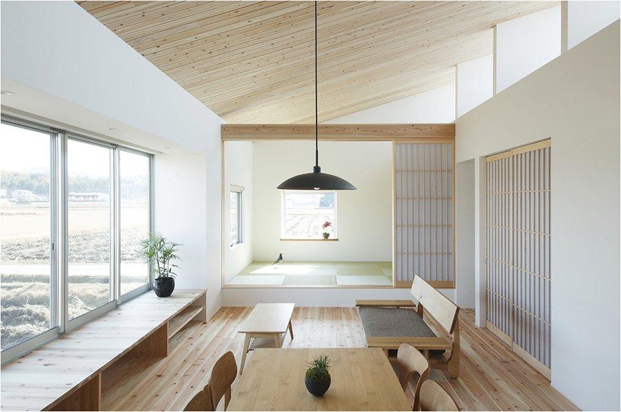 Японский стиль в интерьере - это натуральные материалы