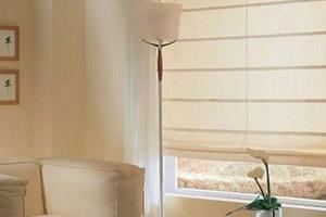 Римские шторы также именуются романскими и вескими