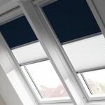 Рулонные шторы на мансардные окна, панорамные и скошенные, шторы на все окно