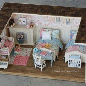 дом для кукол из картона