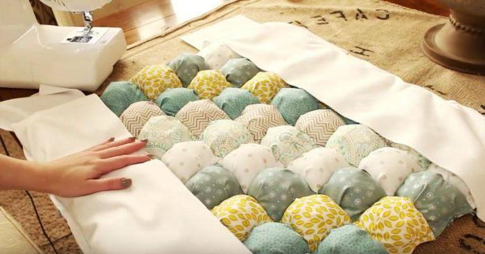 одеяло бомбон как сшить