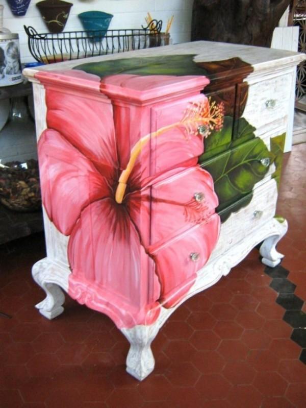 Роспись по мебели