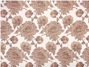 Пример ткани Жаккард