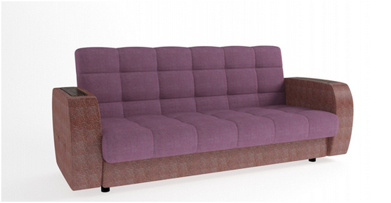 Пример дивана Велюр