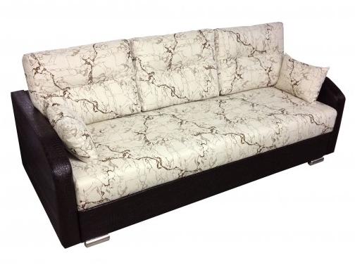Пример дивана Искусственная замша