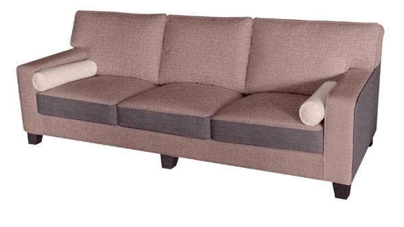 Пример дивана Рогожка