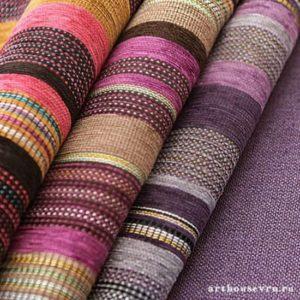 Обивочная ткань – особенности выбора, классификация, основные виды.