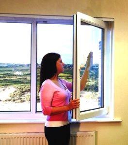 Как установить пластиковое окно своими руками, как сделать замеры
