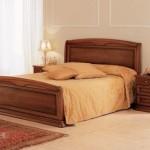 Как поставить кровать в спальне?