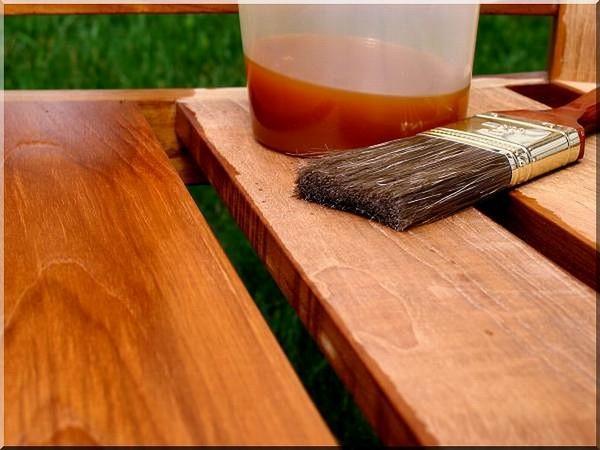 Очистка древесины