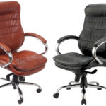 Кожаные кресла для руководителя, советы по выбору