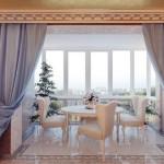 Дизайн штор для гостиной, кухни и спальни