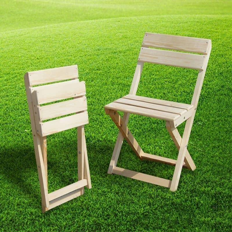 Зная точные размеры каждой детали, смастерить оригинальный складной стульчик для дачи не составит никакого труда