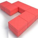 Диван-кровать трансформер — виды, особенности, дизайн
