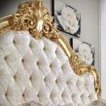 Кровать с мягким изголовьем — максимальный комфорт спальни